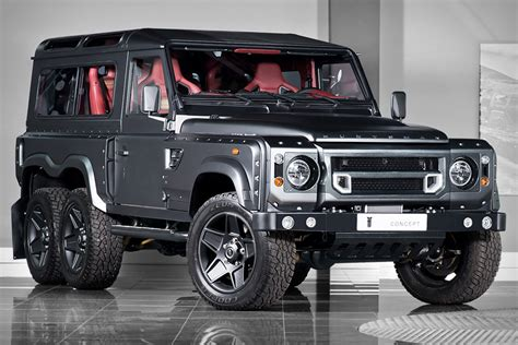 land rover defender 2016 khan defender by khan specs price release date redesign