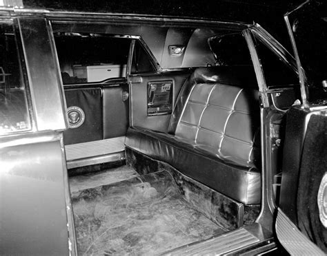 Jfk Limousine by The Kennedy Gallery