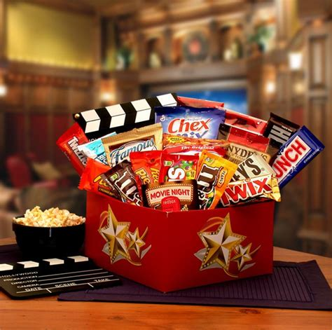 Gift Card Gift Basket - redbox movie madness w redbox gift card gift basket gift baskets plus