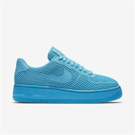 nike air force 1 teal
