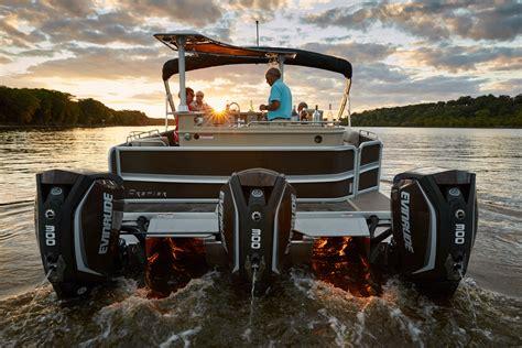 dodici pontoon premier dodici 310 triple the fun boats