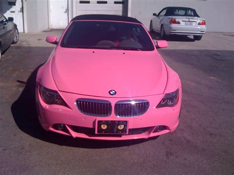 Pink For Sale by Pink 645ci With 20kmiles 6speedonline Porsche Forum