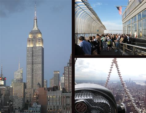 empire state building deck vs top deck tallest observation decks in the world e architect
