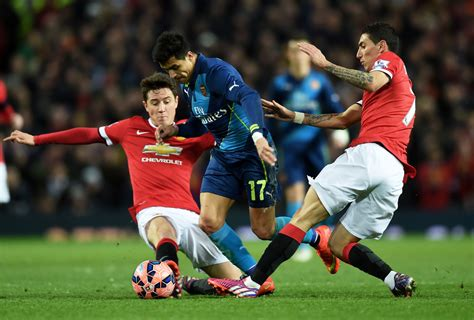 alexis sanchez herrera alexis sanchez photos photos manchester united v arsenal