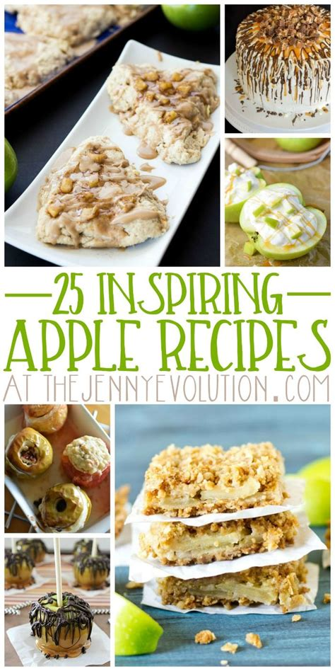 25 inspiring apple recipes mommy evolution apple