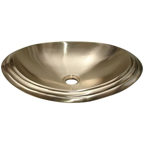 oval kitchen sink cast bronze sink oval shiny yellow vani crafts