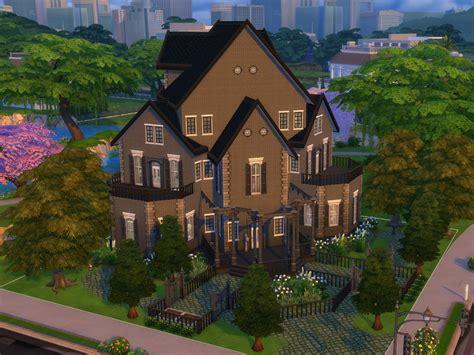 sims 4 houses parsimonious the sims 4