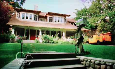 good luck charlie house good luck charlie home interior