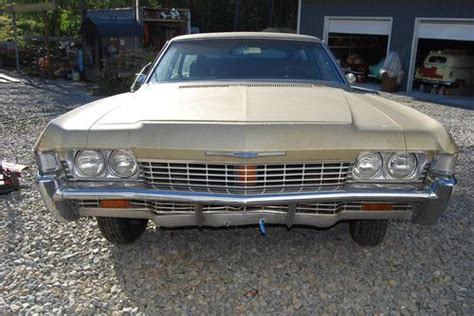 electronic throttle control 1967 chevrolet bel air seat position control service manual 1967 1968 chevrolet impala belair sell used 1968 chevrolet bel air impala