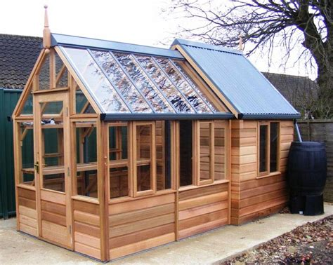 build shed category