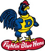 Barnes And Noble Facts Vintage Delaware Fighting Blue Hens Vintage College Apparel