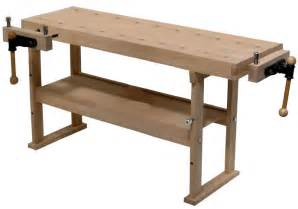 European Workbench Free Plans Building Wood Workbench