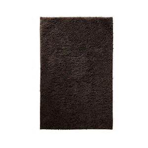 30 X 50 Bathroom Rugs Garland Rug Cotton Chocolate 30 In X 50 In Washable Bathroom Accent Rug Que 3050 14