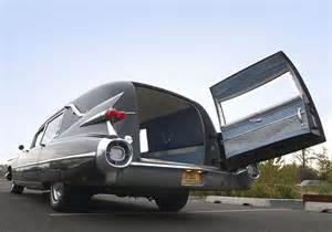 59 Cadillac Hearse Cascadia Classic Portland Oregon