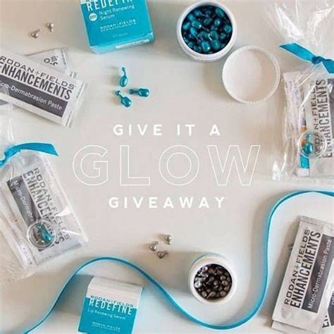 Rodan And Fields Giveaway - i have five mini facials to giveaway they re filled with some of the most r f