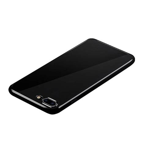 Limited Edition Iphone 7 Silicone Cocoa luxarmor limited edition gloss black iphone 7