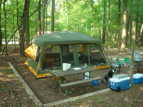 jeep tent inside screen tents and their uses cing crap best family