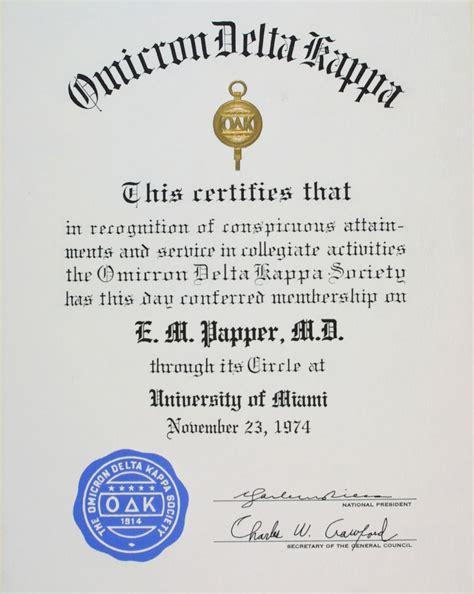 100 honorary member certificate template templates