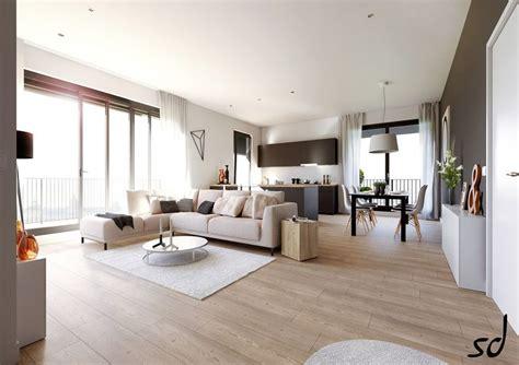 open plan o concepto abierto en la decoraci 243 n de casas