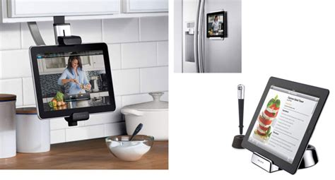 support tablette tactile cuisine accessoires pour sur ldlc com