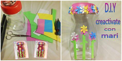 decorar frascos de vidrio con goma eva decorar tarros de cristal con goma eva facilisimo