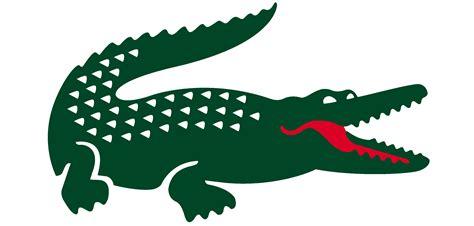 Lacoste Crocodile photo logo lacoste