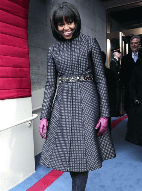 michelle obama j crew celebrity style michelle obama in j crew woman and home