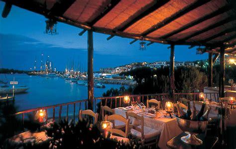 ristorante il porto restaurants in porto cervo restaurant il pescatore