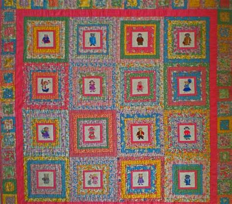 Machine Quilting Designs For Log Cabin Quilts by Log Cabin Quilt Squares