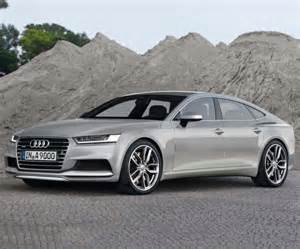 Audi A7 2019 Audi A7 Release Date Specs Price Changes