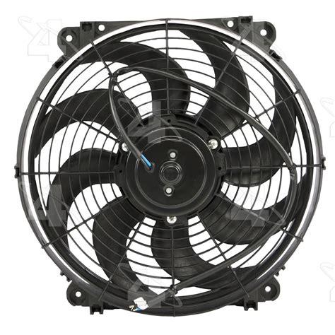 electric radiator fan kit engine cooling fan electric fan kit torqflo 733690 ebay