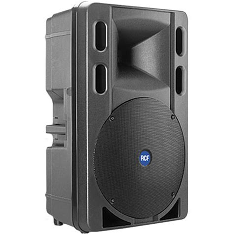 Speaker Rcf 15 rcf 500a 2 way 15 quot active speaker 500a b h photo