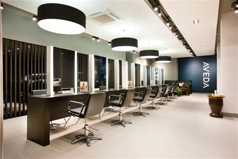lifestyle design aveda lifestyle salon spa flagship by reis design leeds 187 retail design