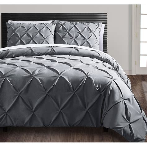 Duvet Bedding Sets King by Beautiful Modern Contemporary Ruffled Textured Ruched