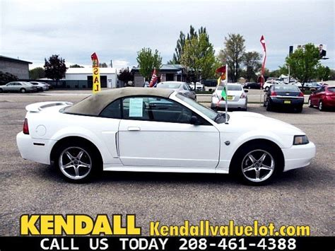 mustang pre owned pre owned 2004 ford mustang gt convertible in na
