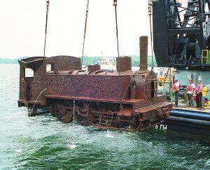 boat junk yard oklahoma european tribune french steam engines in panama