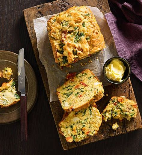 better homes and gardens bread recipies feta and vegetable loaf recipe better homes and gardens yahoo 7 recipes loaf