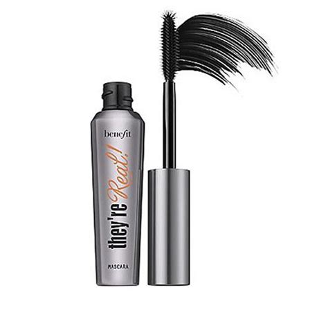 Benefit Mascara They Real Sle Size benefit they re real mascara jet black 6465289 hsn