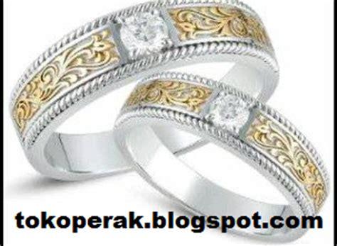 Cincin Nama Grafir Kuningan jual cincin cincin perak cincin nikah cincin pernikahan