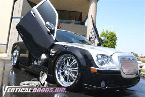 Chrysler 300 With Lambo Doors by Vertical Doors 174 Chrysler 300 2005 2010 Lambo Door
