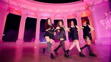 blackpink new mv blackpink breaks record for k pop groups on youtube with