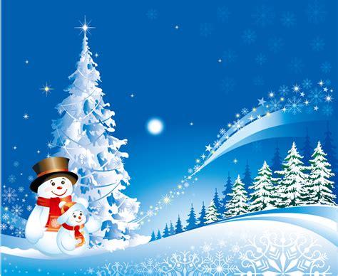 weihnachtsbaum bilder gratis free vector がらくた素材庫 雪降るクリスマスの風景