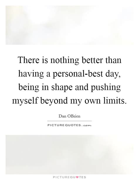 Twenty Three Days Is Better Than Nothing by There Is Nothing Better Than A Personal Best Day