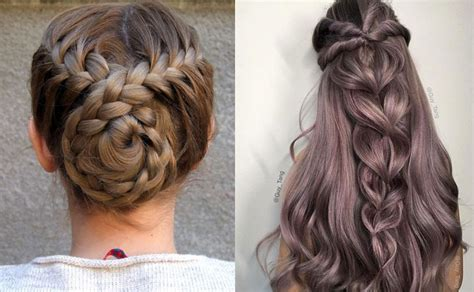 Braided Hairstyles For Hair Easy by 12 And Easy Braided Hairstyles 2018 Braids Inspiration