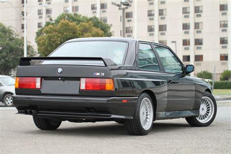 1989 Bmw E30 1989 Bmw M3 E30 Rear Quarter German Cars For Sale