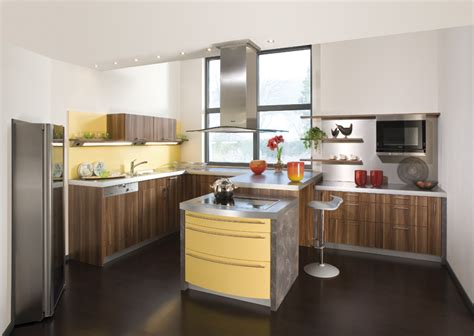 German Designer Kitchens by Yellow Kitchens