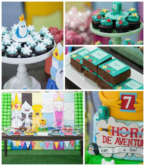 adventure time printable party decorations kara s party ideas adventure time themed birthday party