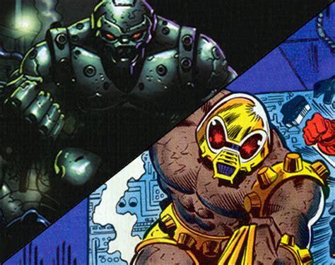 arsenal marvel arsenal robot marvel universe wiki the definitive