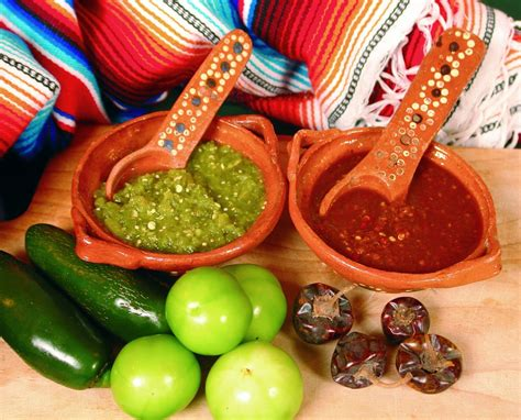 imagenes de salsas verdes 13 salsas mexicanas que debes conocer 161 y probar