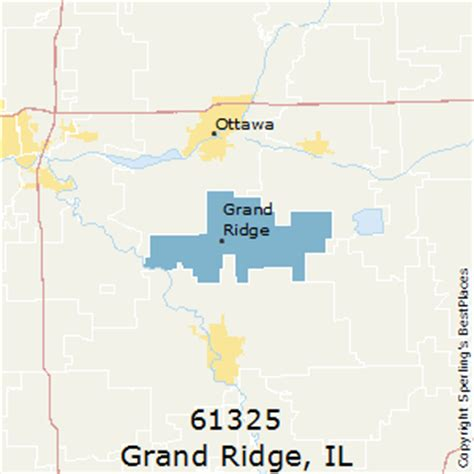 grand il map best places to live in grand ridge zip 61325 illinois